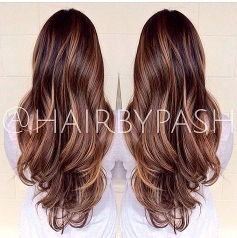 Hair #balayage ugh I would love if my hair looked like this