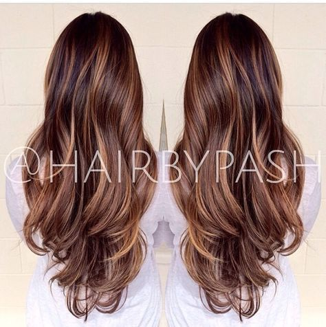 Hair #balayage ugh I would love if my hair looked like this