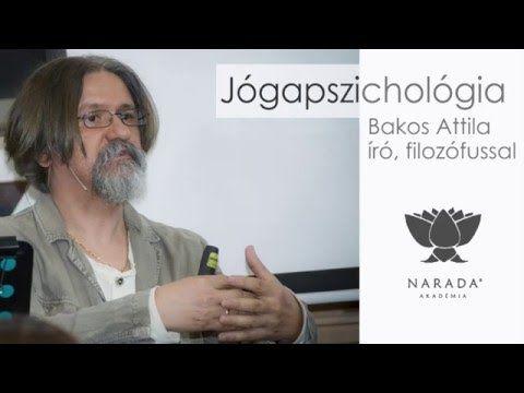 Bakos Attila - Asztropszichológia - YouTube