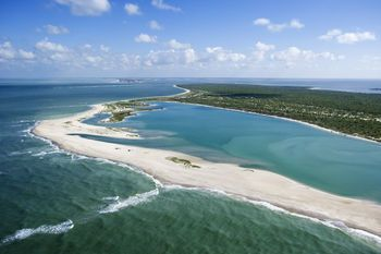 Tigertail Beach, Marco Island Florida. This is one of my absolute favorite places. It's a hike,  but beautiful!