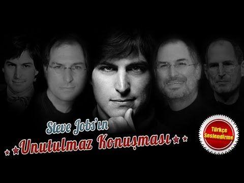 Steve Jobs Stanford Mezuniyet Konuşması