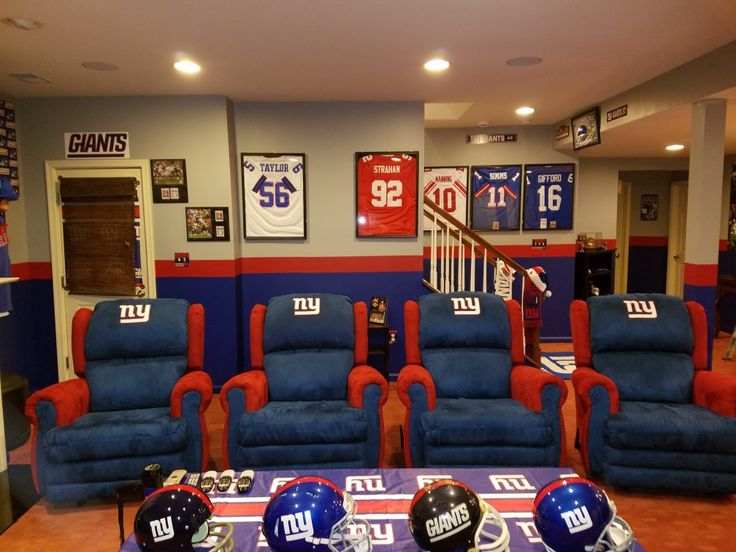 Man Cave Ideas Sports Theme : Best man caves sports themes other cool ideas