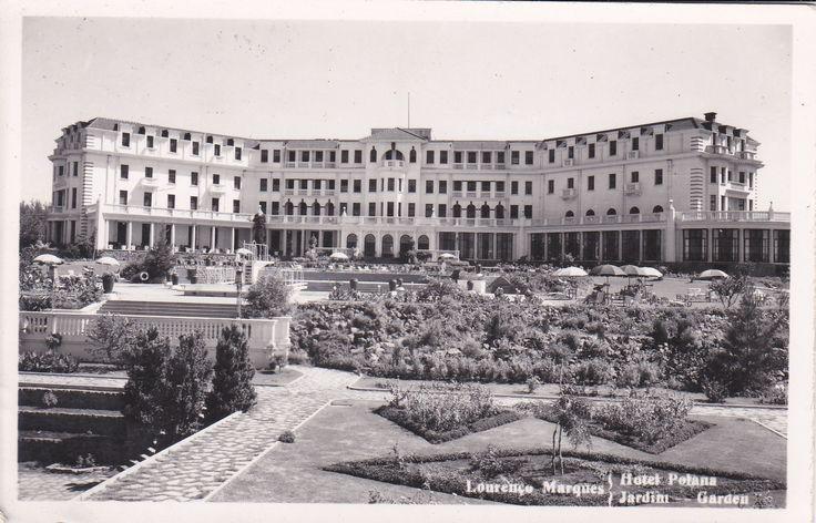 Moçambique - Lourenço Marques - Hotel Polana