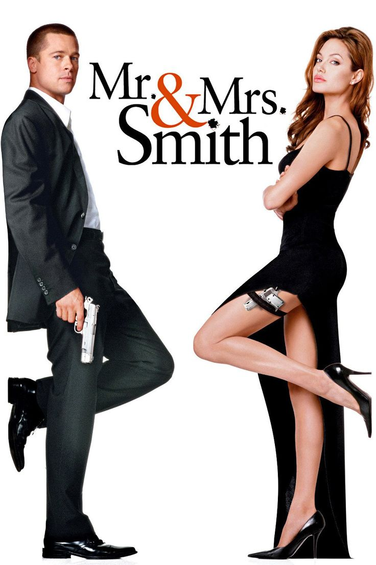 Watch Movie Online Mr. & Mrs. Smith Free Download Full HD Quality