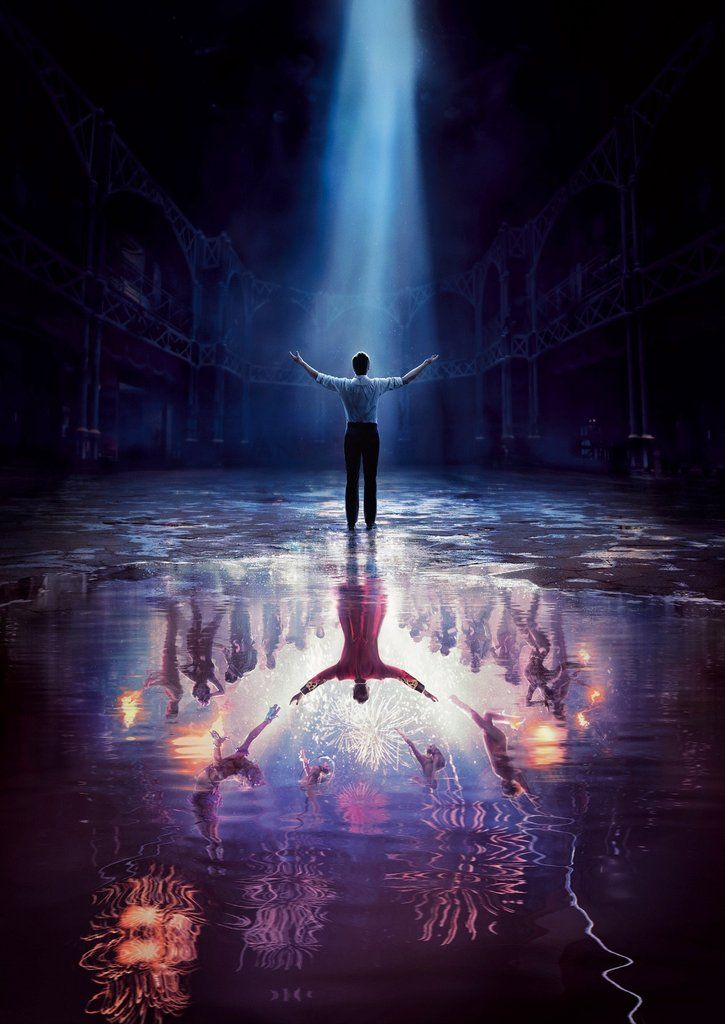 The Greatest Showman Poster   The Greatest Showman   The ...