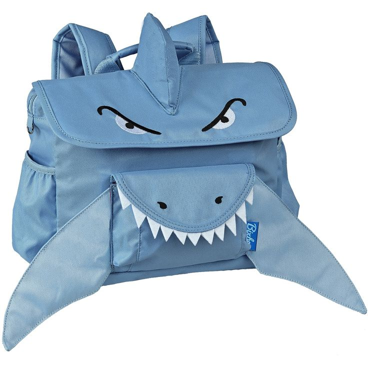 Bixbee Shark Kids Backpack - Small                              …