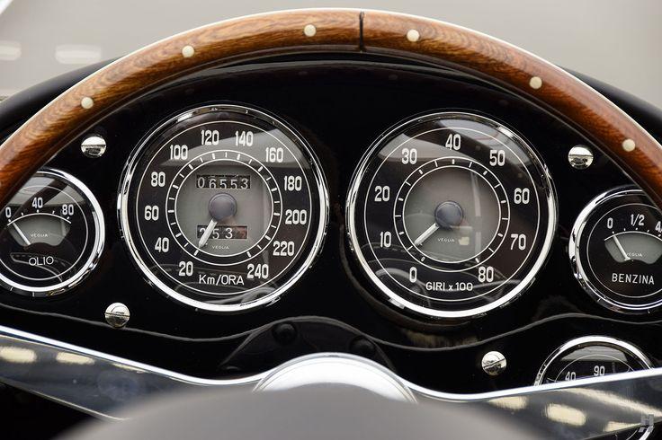 1953 ferrari 166mm barchetta