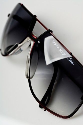 Cazal x Dita 902 Black Red Sunglasses Special Edition Sonnenbrille (LAST ONE)