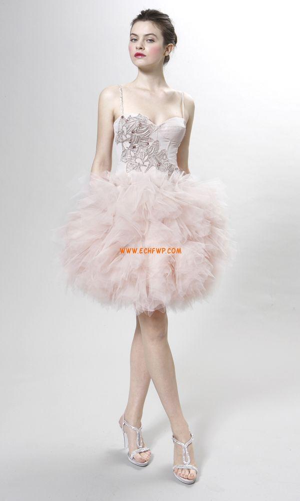Printemps 2014 Elégant & Luxueux Naturel Robes de mariée 2014