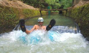 Hawaii's Lihue Plantation Lets You Float Down Old Sugar Cane Canals on An Innertube - Posted on Roadtrippers.com!