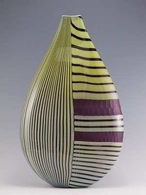 David Calles | blown and carved