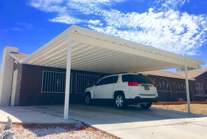 Metal Carports In California Residential Covered Parking
