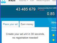Cara Mendaptkan Bitcoin Dengan Anonymous Ads