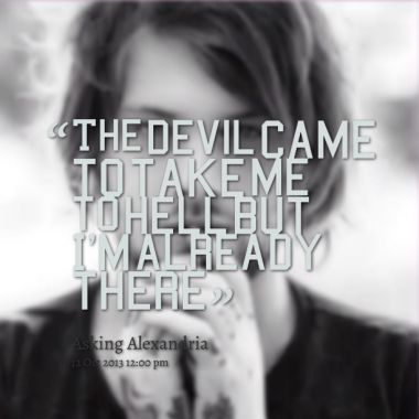 asking alexandria quotes - Google Search
