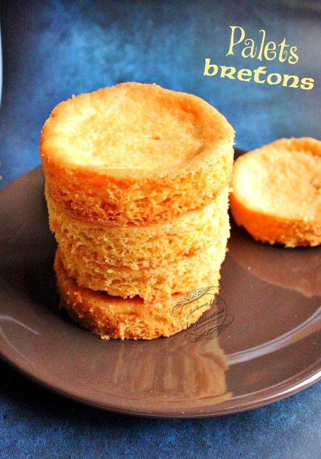 s Bretonischer Koch in Ausstechformen, um ihnen eine schöne Form zu geben. Wenn du möchtest …   – Bonne fourchette