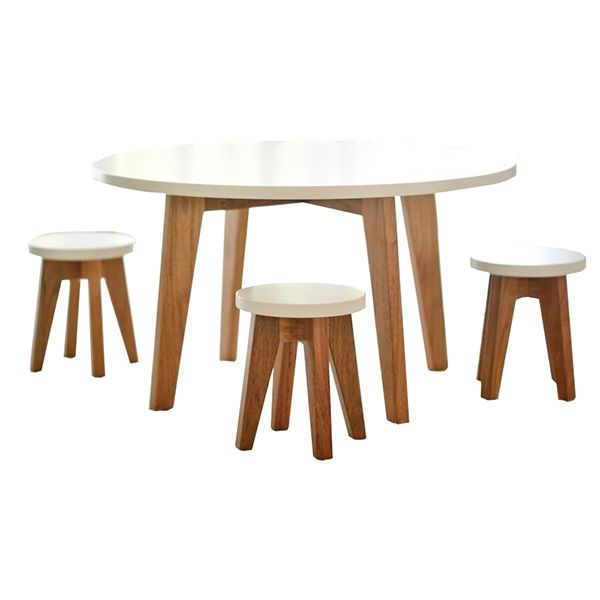 A Table and chairs for all kind of Fun