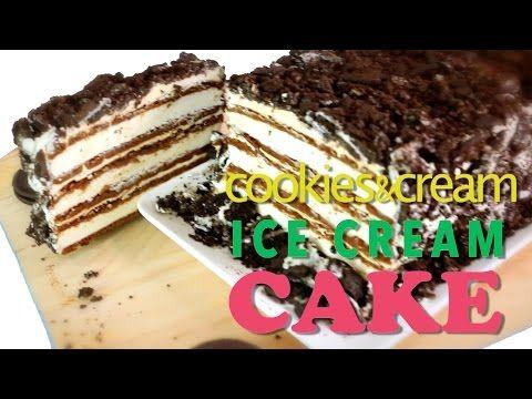 Ultimate Icecream Sandwich Cake | Enjoy Easy Meals