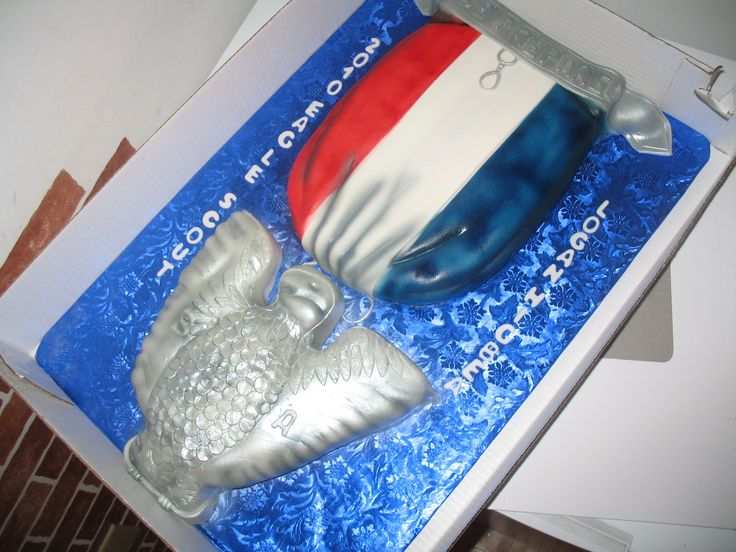 Boy Scout Babge Cake Custom Cakes Virginia Beach Specializing In