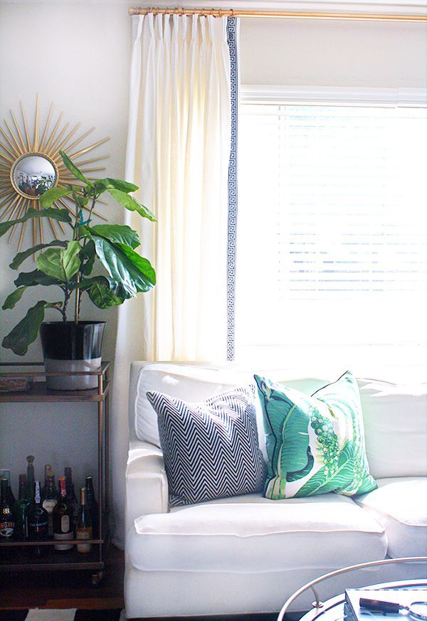 10 Creative Ways to Make IKEA Curtains