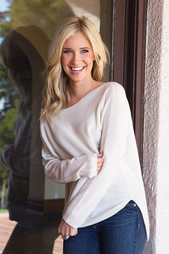 Kristine Leahy...super cute