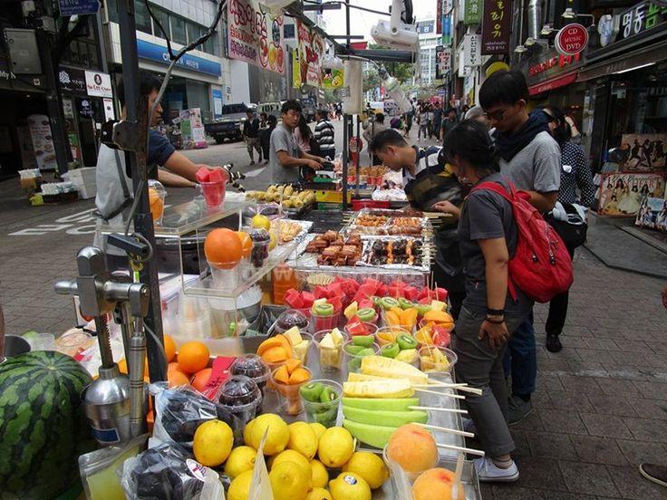 Negara-negara dengan Street Food Terbaik di Dunia, Ada Indonesia?