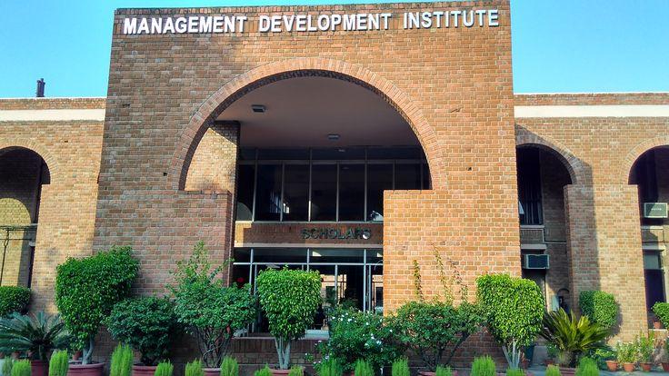 MDI Gurgaon in Gurgaon, Haryāna