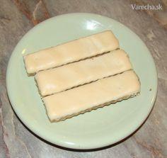 Delikatesné orechové štangličky od krstnej - aj pre celiatikov - Recept