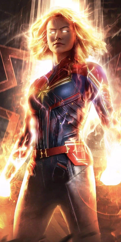 Captain Marvel Capita Marvel Mulher Marvel Marvel