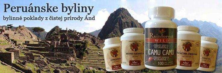Liečivé byliny z peruánskych Ánd. http://www.navratkuzdraviu.sk/c/peruanske-byliny-extrakty-z-bylin
