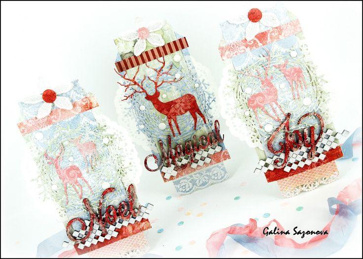 Где живут мечты...Galina Sazonova: Рождественские проекты для BFS и наша подготовка к НГ!))