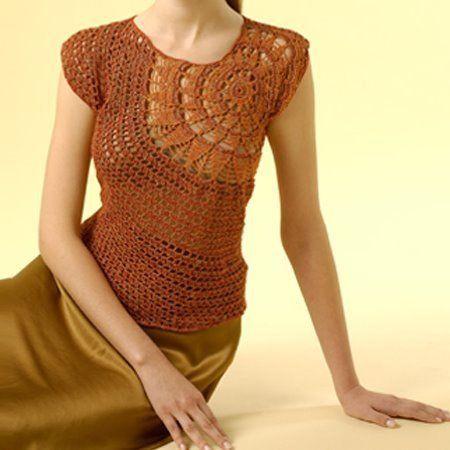CROCHET/TRICOT INSPIRATION MORE: http://pinterest.com/gigibrazil/crochet-summer/