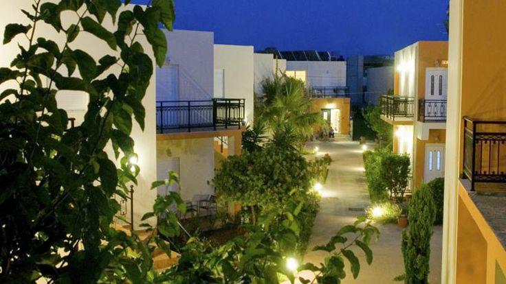 Oreia hotel Palaiochora