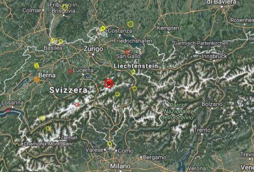 Scienze: #Terremoto #Svizzera #Nord Italia 6 Marzo 2017 (link: http://ift.tt/2md4mET )