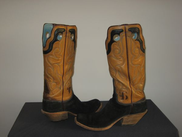 Custom Cowboy Boots & Shoes Discussion Board: My first boots