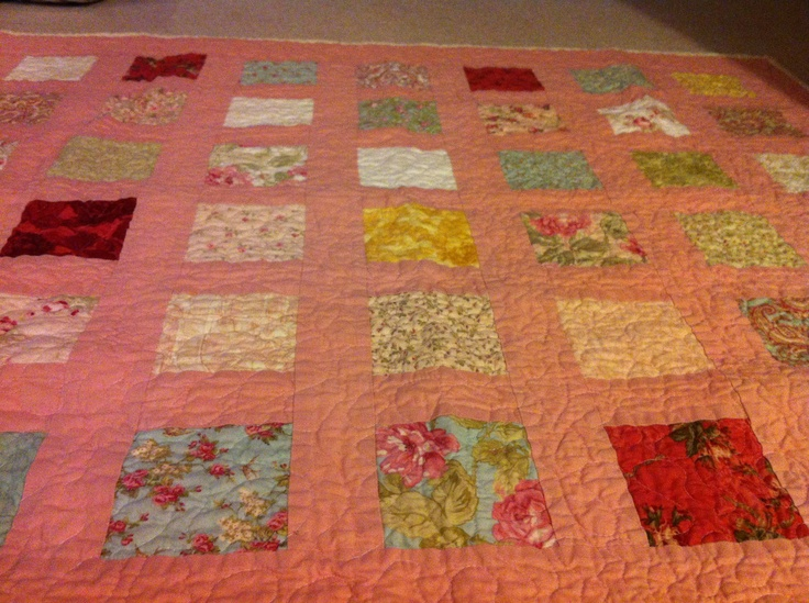 Quilt number two.