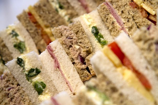 Sandwich secrets - keeping sandwiches fresh even after a day of making them.