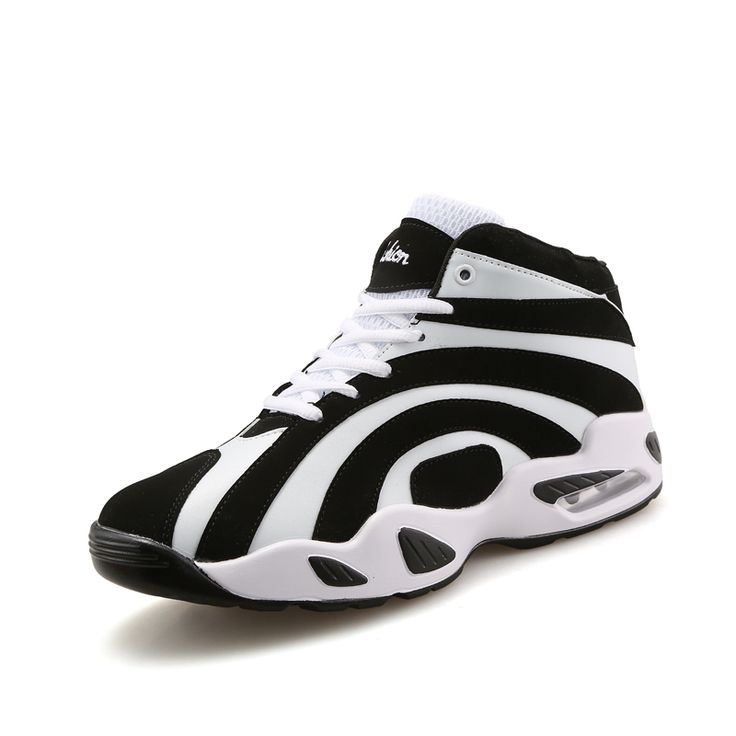 >> Click to Buy << Winter Hot sale zebra-print unisex jogging lovers high ankle boots lace up breathe couples loafers for male walking men shoes #Affiliate