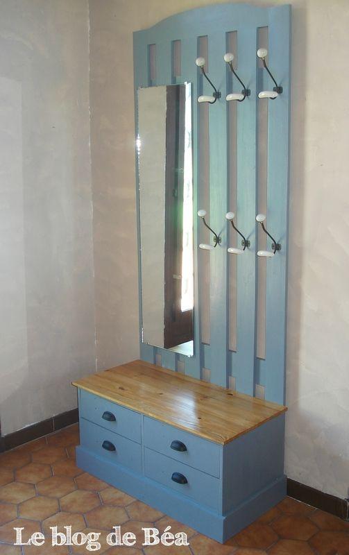 17 meilleures id es propos de vestiaire entr e sur pinterest meuble vestiaire entr e entr e. Black Bedroom Furniture Sets. Home Design Ideas