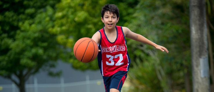 Basketball at ACG Sunderland