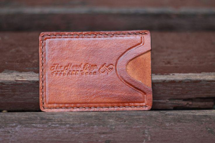 #TheHardSign #leathercardholder #tannedleathercarving #leathercraft    www.thehardsign.com  www.h-sign.ru