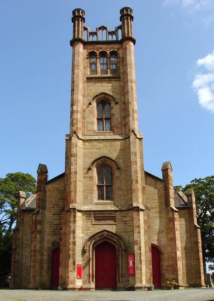 Cockpen Parish Church, Bonnyrigg