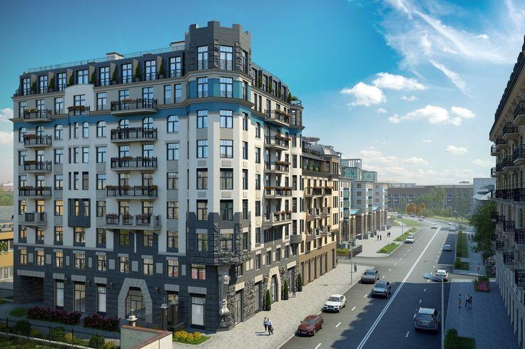 Рейтинг недвижимости премиум класса в России 2016