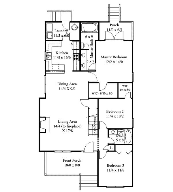 131 best House plans I Like images on Pinterest | Architecture ...