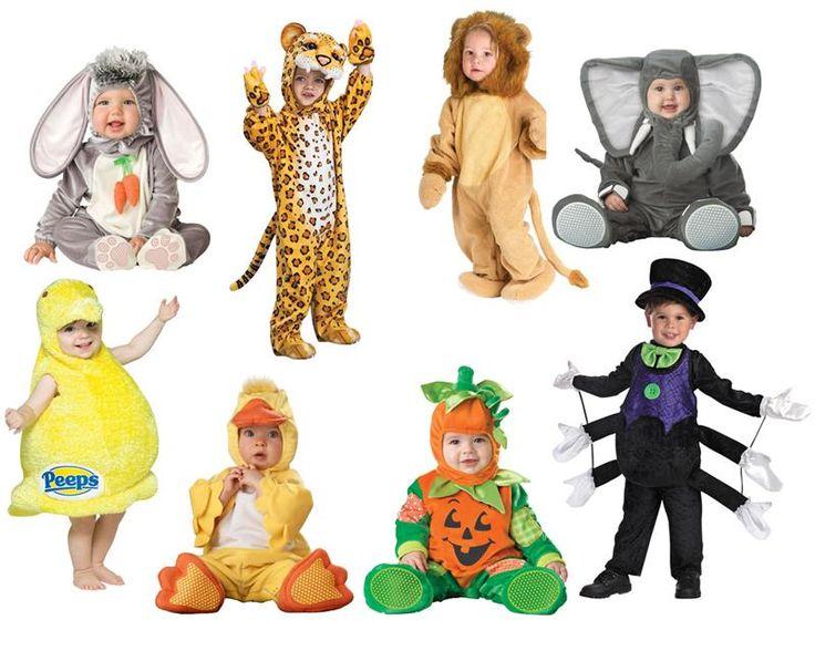 Представление детского костюма