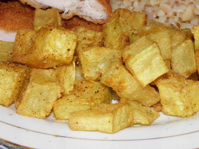 Karcsi főzdéje: Fűszeres sült cukkini