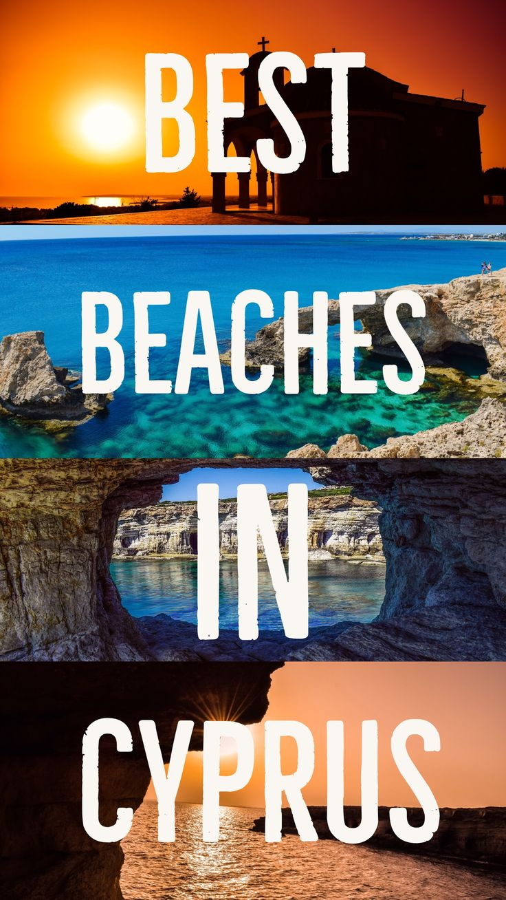 You must visit these Cyprus beaches!
