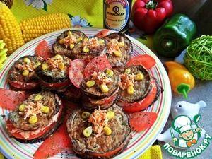 Овощные сэндвичи из баклажанов Источник: http://www.povarenok.ru/recipes/show/143717/