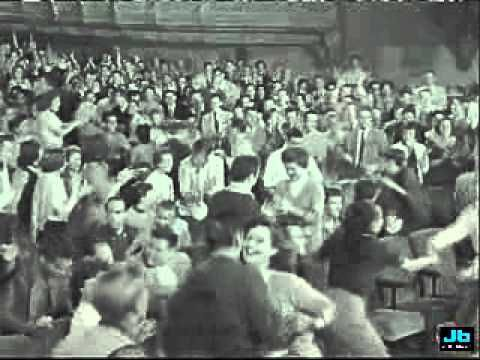 ▶ Danny and The Juniors - At The Hop (1958) - YouTube