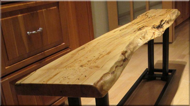 Rusztikus asztal