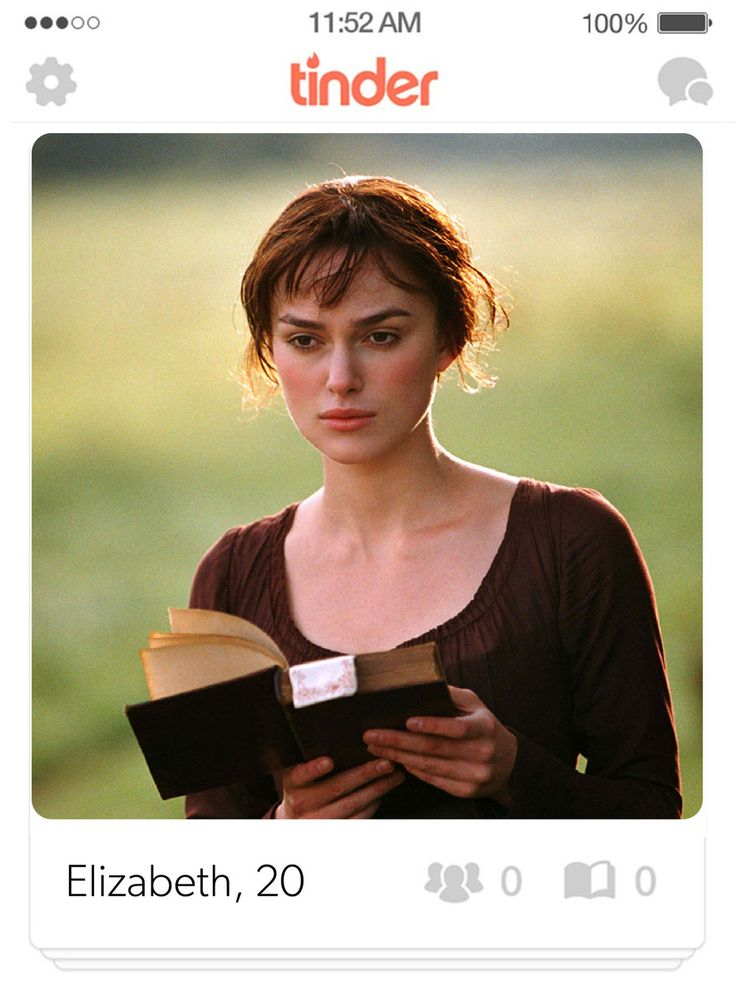 6 Timeless Tinder Dating Tips From Jane Austen   The Kind